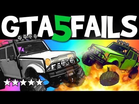 GTA 5 FAILS – EP. 27 (GTA 5 Funny...