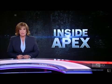 ACA. Inside Apex Gang. (Melbourne's Multicultural Nightmare)