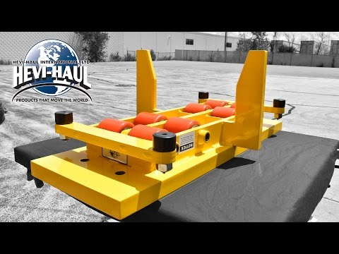 40 Ton Capacity Skate | Custom