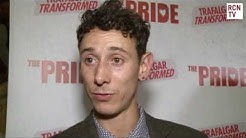 Al Weaver Interview The Pride Opening Night
