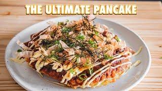 How To Make Traditional Okonomiyaki Easily At Home