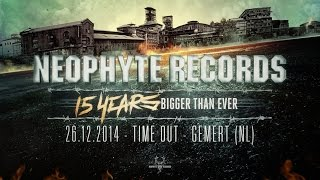 Neophyte Records 15 Years - Bigger Than Ever | Time Out (Gemert, NL) Trailer