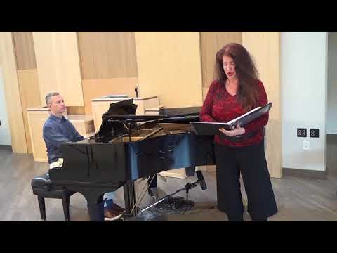 Liber Scriptus - Verdi Requiem - Diana Cantrelle, Dramatic Mezzo-Soprano