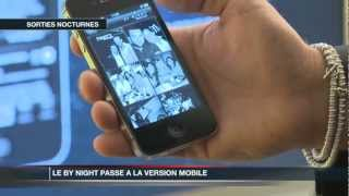 Le magazine By Night lance son application iPhone