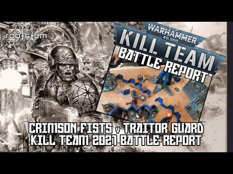 Kill Team 2021 Battle Report