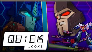 Transformers: Battlegrounds: Quick Look (Video Game Video Review)