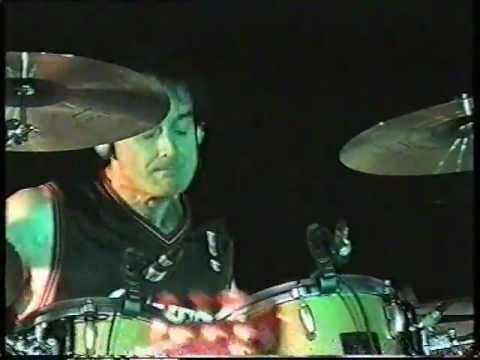VIRGIL DONATI  live at Alpheus Roma  HD