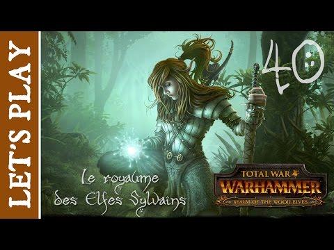 [FR] Total War Warhammer : Le Royaume des Elfes Sylvains - Episode 40