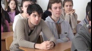Урок Республики в Таврическом колледже - 15 марта 2016 г.