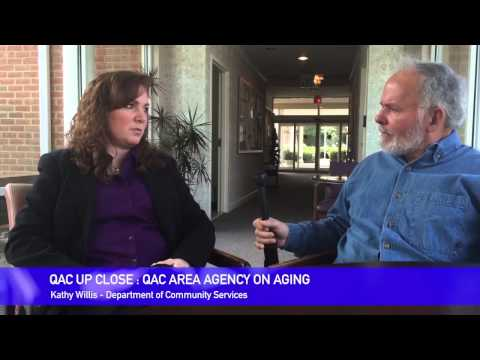 QAC Up Close - Area Agency on Aging, Come visit the Senior Centers in QAC!