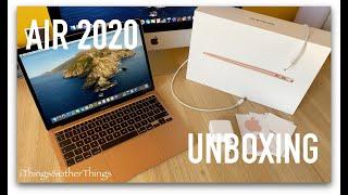 MacBook Air 2020 UNBOXING PL