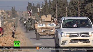 «Некие деконфликтные территории»  что стоит за новыми ударами США по правительственным войскам Сирии