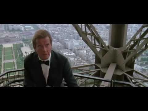 James Bond : Dangereusement Votre (1985) -  Escapade parisienne