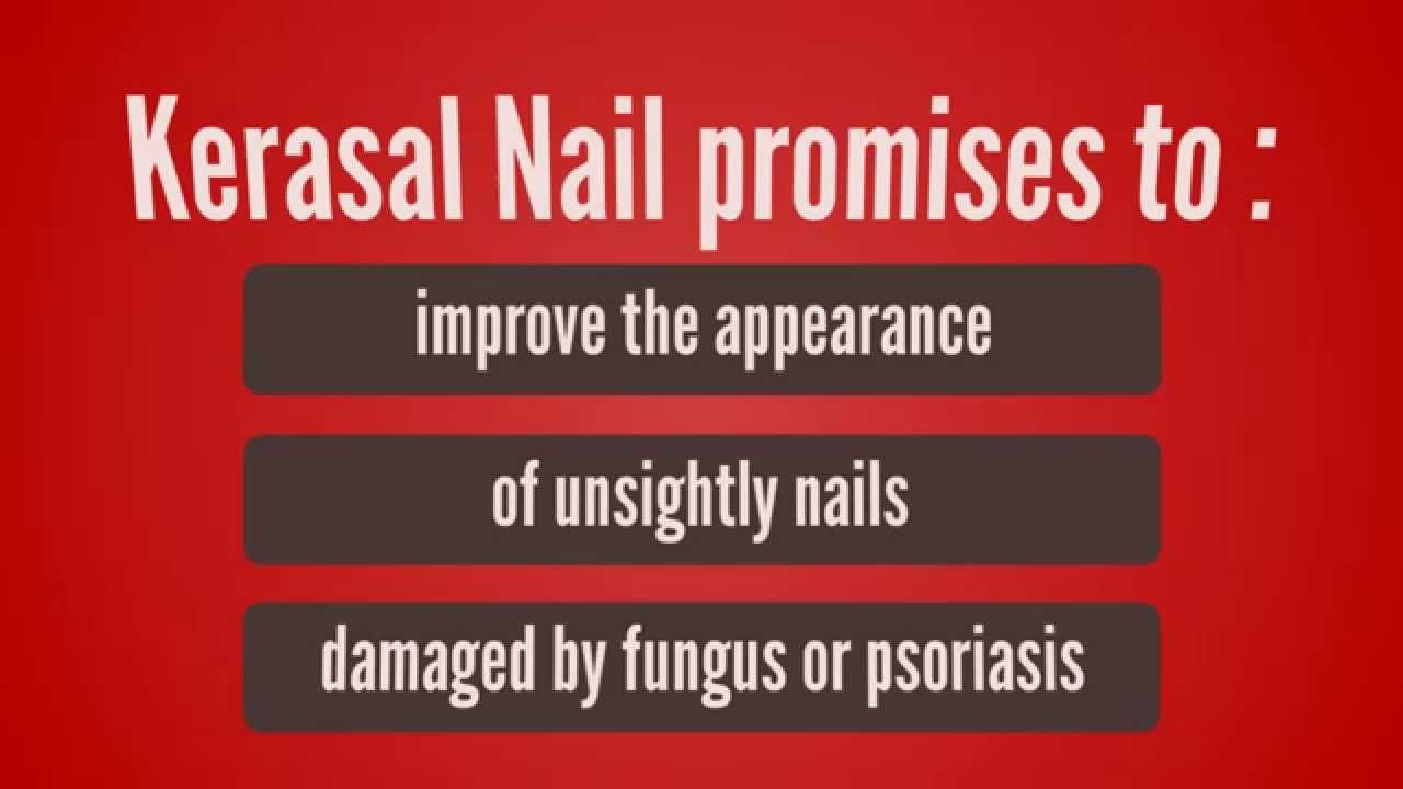Does Kerasal Nail Work? Check Out Our Review - YouTube