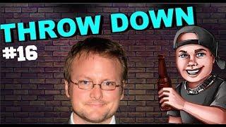 THROW DOWN #16 - World Coming Apart ! James Gunn Feel the Boys ! thumbnail