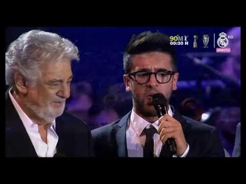 IL VOLO, DVICIO AND PLACIDO DOMINGO