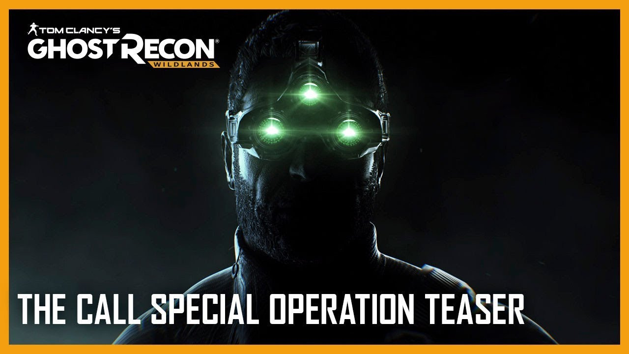 Tom Clancy's Ghost Recon Wildlands: The Call - Special Operation Teaser | Ubisoft [NA]
