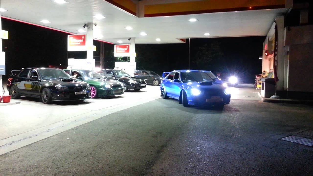 Subaru Owners Club Of Manchester Youtube
