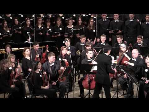 2017 04 17 Пасха Филармония Чернигов  10 Lacrimosa Моцарт
