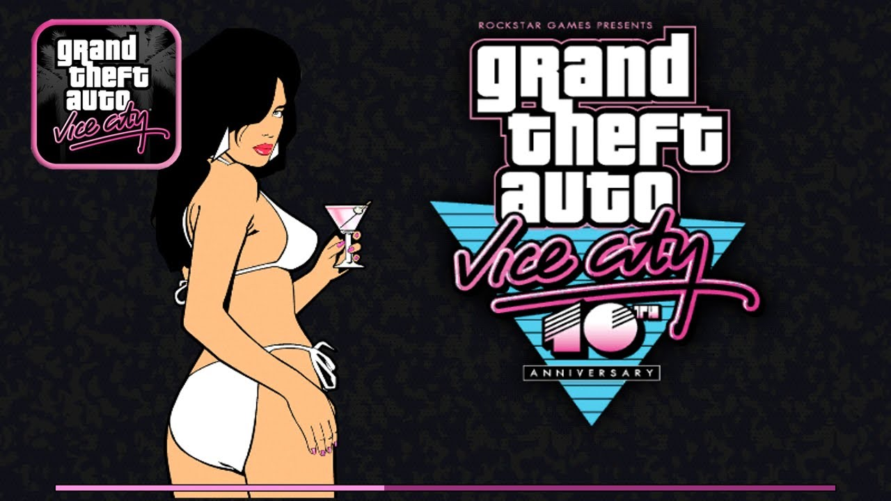 لعبه العالم المفتوح الرائعه : Grand Theft Auto: Vice City v1.07 مدفوعه   مهكره