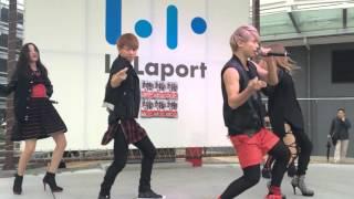 lol live circuit 2015-2016 〜ladi dadi〜 11月8日 ららぽーと富士見 1部.