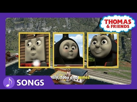 Hear the Engines Coming | Steam Team Sing Alongs | Thomas & Friends