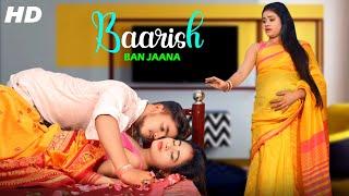 Baarish Ban Jaana | Payal Dev, Stebin Ben | Husband  Wife Heart Touching Sad Love Story | SRA Films
