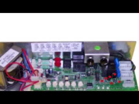 Keane-Monroe km 3000 single dual k control repair