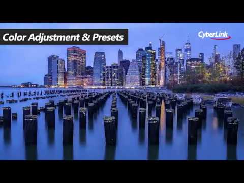 cyberlink-powerdirector-|-how-to-enhance-videos-with-presets-&-color-adjustment-tool