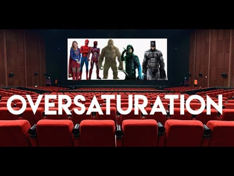 The Problem With Comic Book Films/Television and Cinematic Universes