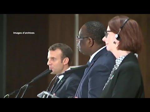 Sénégal, RESTITUTION D'ŒUVRES D'ART