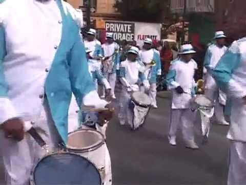 Panamanian Marching Band Atlanta