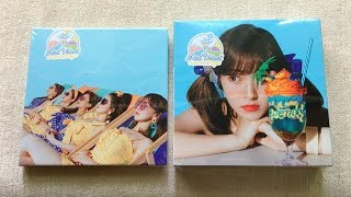 ♡Unboxing Red Velvet 레드벨벳 2nd Summer Mini Album Summer Magic 썸머매직 (Normal & Limited Edition)♡