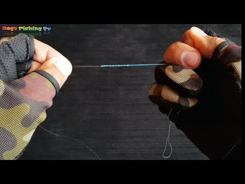 YUCATAN KNOT | Easy And Strong Knot | Mono To Braid | Braid To Leader