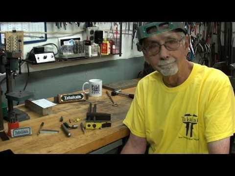 MAKE A FLOAT LOCK Drill Press Vise TIPS 586 pt 7 tubalcain