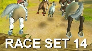 Alicia Online Gameplay {Horse Racing} [RACE SET 14] --- 11/25/2013