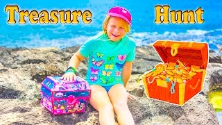 ASSISTANT Hawaii Beach Surprise Treasure Hunt with Finding Dory Video