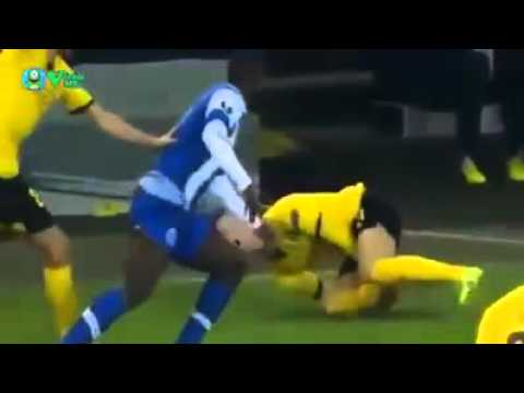 Marco Reus Horrible Injury vs Porto | 18-02-2016 |