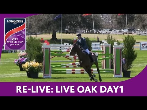 Re-Live - NAL - Longines FEI World Cup™ Jumping - Ocala - Welcome Speed Class