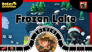MOBILE [~Chistmas 2019~] #11 Frozen Lake - Diggy's Adventure
