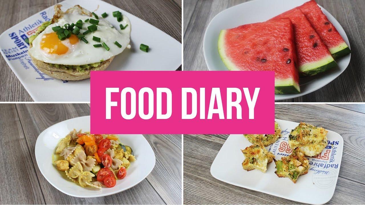 FIT Food Diary: mój typowy dzień | Codziennie Fit