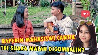 SI CAHYO BAPERIN MAHASISWI IMUT TAPI MALAH DIGOMBALIN !!!