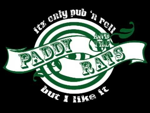 Paddy and the Rats - Drunken Sailor (official audio)