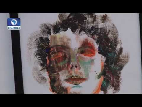 Cross-Cultural Artist, M. H Sarkis Shares Her Creative Vibes With Arthouse 3