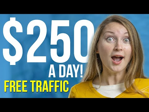 How To Make Money On Pinterest: 3 Ways I Make $250/day With Free Pinterest Traffic (2019)