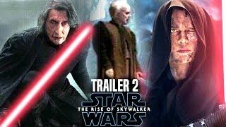 Star Wars The Rise Of Skywalker Trailer 2 Delay & More! (Star Wars Episode 9 Trailer)