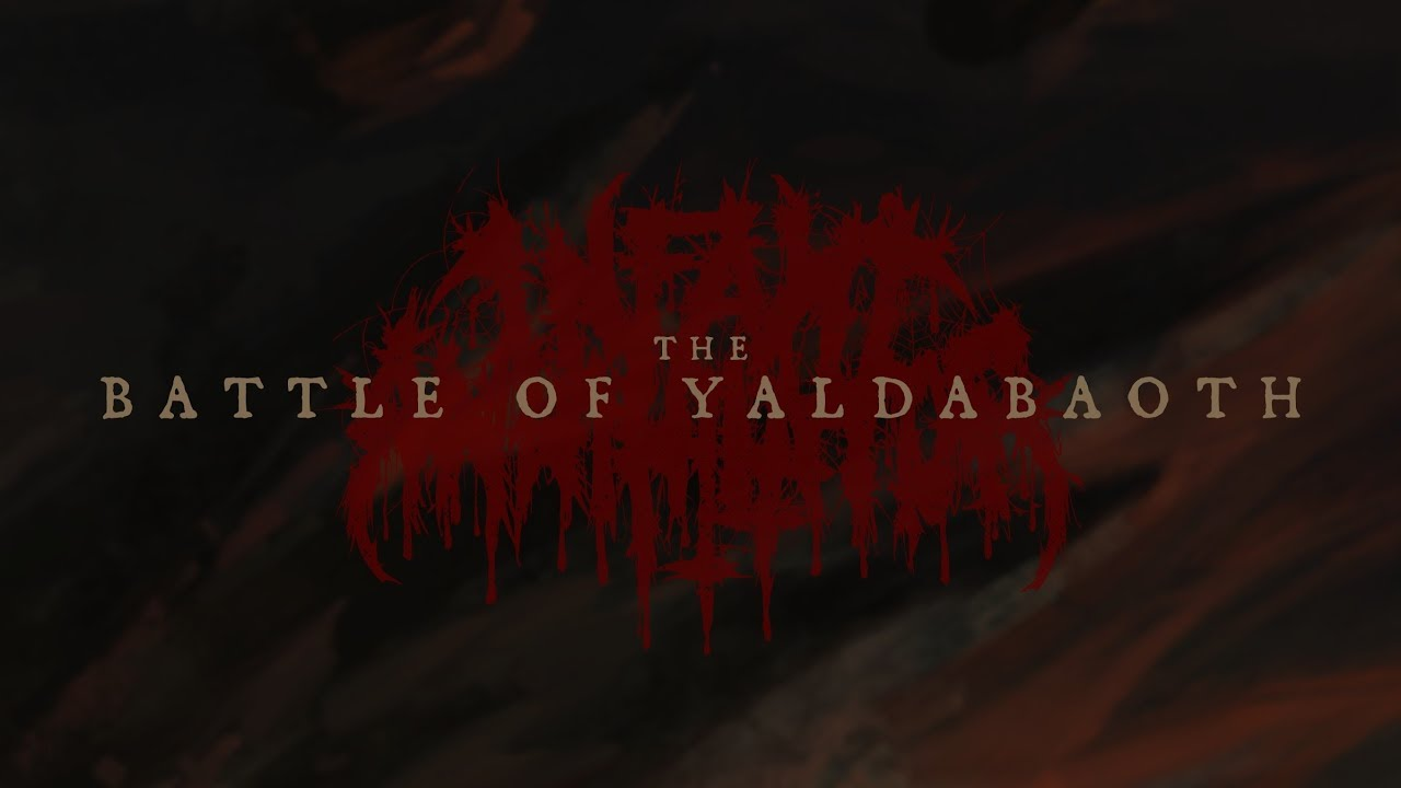 IA - The Battle of Yaldabaoth - FULL ALBUM W/ LYRICS [OFFICIAL]