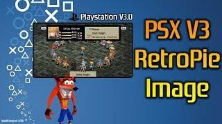 Playstation Retropie Image