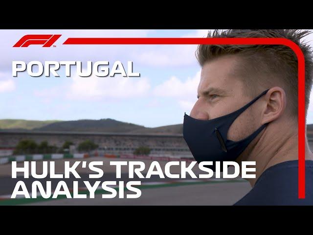 Hulkenberg's Trackside Analysis | 2020 Portuguese Grand Prix