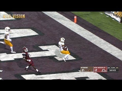 Football vs New Mexico State Highlights (8-25-18)